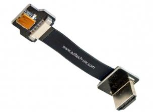 Hugyfot HDMI A-D Cable (#9.471/B)