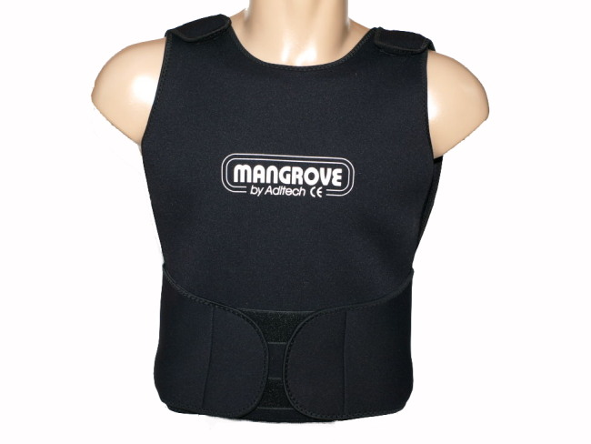 Mangrove Thermo Heated Vest DCH-V