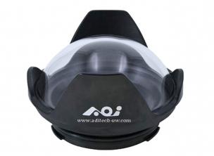 """AOI 4"""" Dome port (DLP-06)"""
