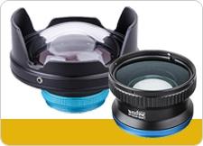Water Contact Optics & Filters