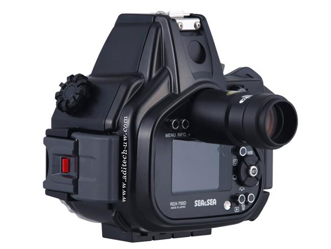 Sea&Sea RDX-750D (for Canon EOS 750D / EOS 800D) buy dive