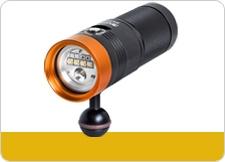Scubalamp