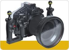 D-SLR Camera Housings