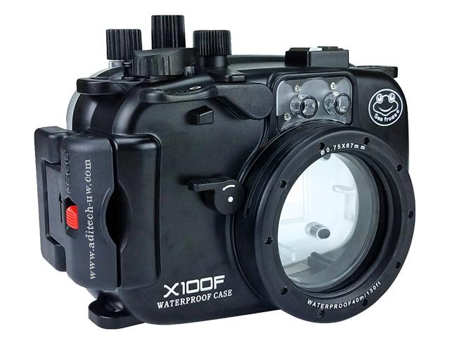 Sea Frogs SF-X100F (Fujifilm X100F) buy dive - Aditech