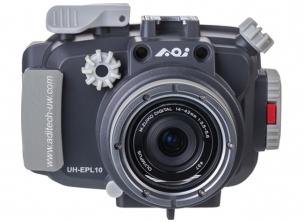 AOI UH-EPL10-GRY (for Olympus PEN E-PL9/E-PL10)