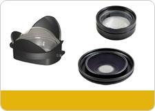 Wet Mount Lenses