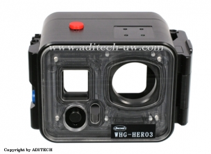Recsea WHG-HERO3 (for GoPro HD Hero3/Hero3+/Hero4)