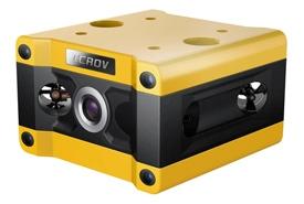 New Underwater Robot CCROV
