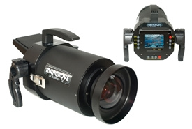 New MANGROVE housing for CANON HF G25